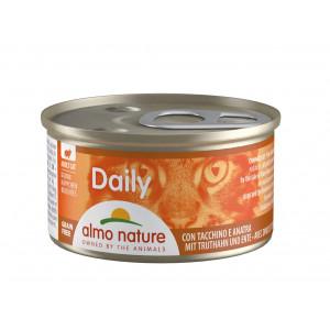 almo-nature-daily-hapje-met-kalkoen-eend-85-gram
