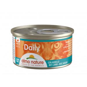 almo-nature-daily-mousse-met-lam-85-gram
