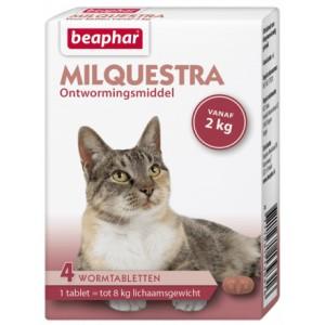 beaphar-milquestra-ontwormingsmiddel-kat-4-tabletten