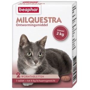 beaphar-milquestra-ontwormingsmiddel-kat