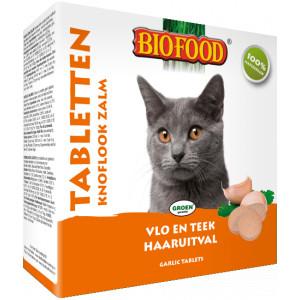 biofood-tabletten-knoflook-met-zalm-voor-de-kat