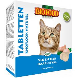 biofood-tabletten-knoflook-naturel-voor-de-kat