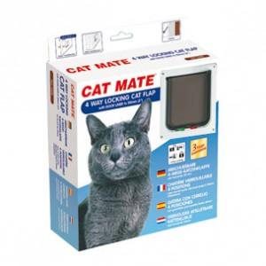 cat-mate-4-way-locking-cat-flap-235w