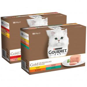 gourmet-gold-12-pack-mousse-fijne-hapjes-in-saus-kattenvoer