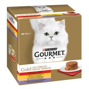 gourmet-gold-8-pack-hartig-torentje-kattenvoer