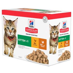 hill-s-pouch-kitten-poultry-selection-kattenvoer