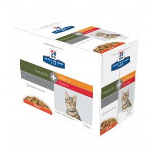 hill-s-prescription-diet-metabolic-urinary-stress-pouch-85-gr-kattenvoer