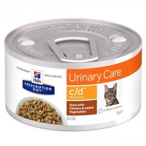 hills-prescription-diet-cd-multicare-stoofpotje-82-g-blik-kattenvoer