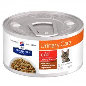 hills-prescription-diet-cd-urinary-stress-stoofpotje-82-g-blik-kattenvoer