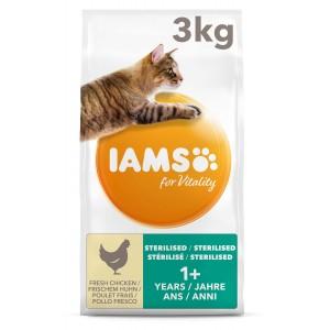 iams-for-vitality-adult-sterilised-kip-kattenvoer