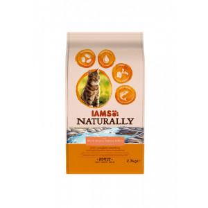 iams-naturally-adult-zalm-rijst-kattenvoer