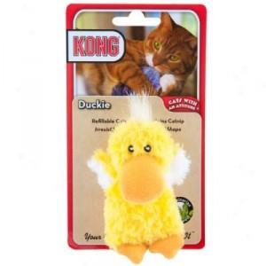 kong-catnip-toy-duckie