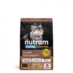 nutram-graanvrij-kalkoen-kip-eend-t22-kattenvoer