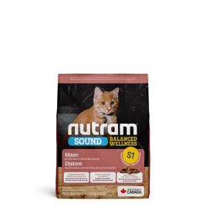 nutram-sound-balanced-welness-kitten-s1-kattenvoer