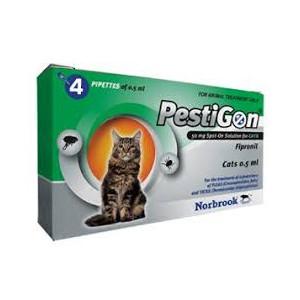 pestigon-spot-on-voor-katten