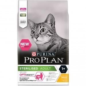 pro-plan-sterilised-adult-kip-optidigest-kattenvoer