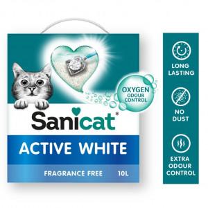 sanicat-active-white-kattengrit