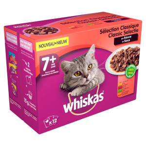 whiskas-7-classic-selectie-in-saus-pouches-multipack-12-x-100g