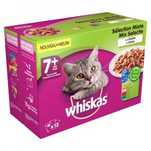 whiskas-7-mix-in-gelei-pouches-multipack-12-x-100g